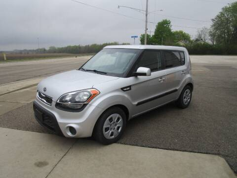 2012 Kia Soul for sale at Dunlap Motors in Dunlap IL