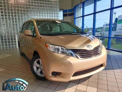 2011 Toyota Sienna for sale at iAuto in Cincinnati OH