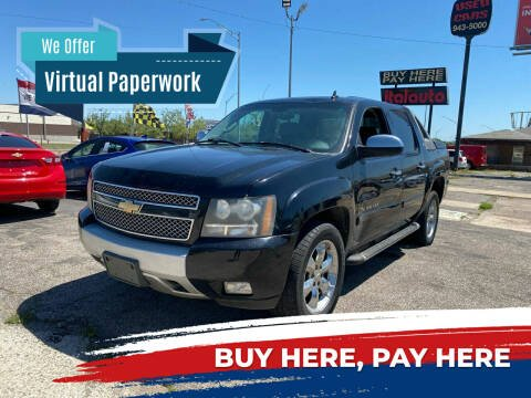 2008 Chevrolet Avalanche for sale at Ital Auto in Oklahoma City OK