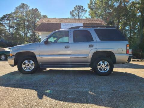 2000 Chevrolet Tahoe for sale at St. Tammany Auto Brokers in Slidell LA