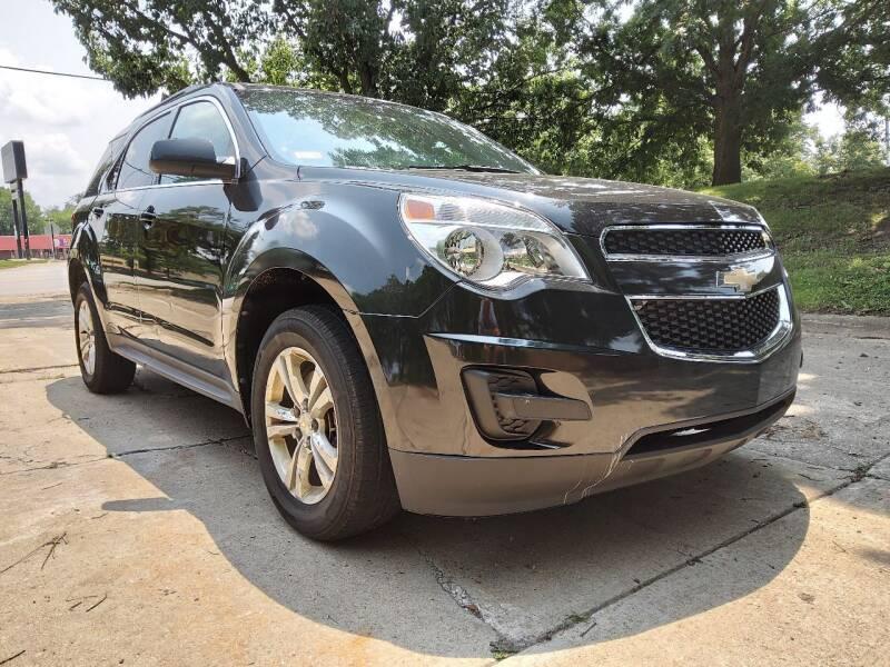 2012 Chevrolet Equinox for sale at Crispin Auto Sales in Urbana IL