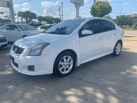 2012 Nissan Sentra for sale at CityWide Motors in Garland TX