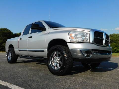 2006 Dodge Ram Pickup 2500 for sale at Used Cars For Sale in Kernersville NC
