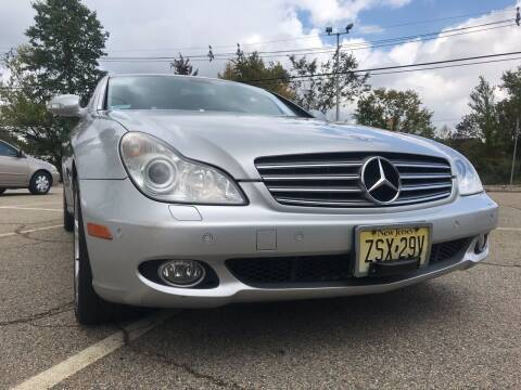 2006 Mercedes-Benz CLS for sale at A & B Motors in Wayne NJ