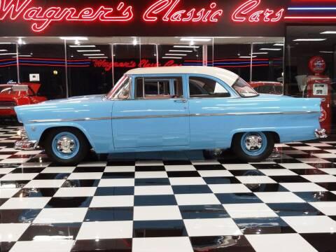 1955 Ford CUSTOMLINE for sale at Wagner's Classic Cars in Bonner Springs KS