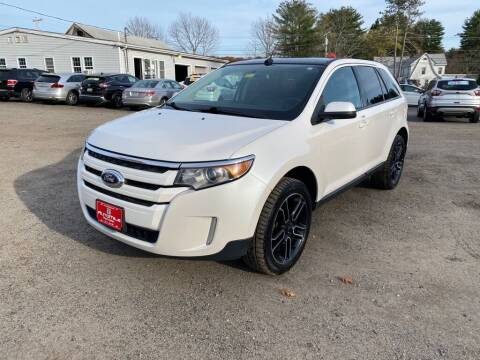 2013 Ford Edge for sale at AutoMile Motors in Saco ME
