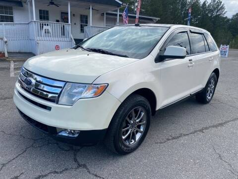 2008 Ford Edge for sale at CVC AUTO SALES in Durham NC