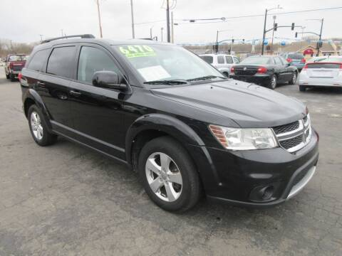 2011 Dodge Journey for sale at Fox River Motors, Inc in Green Bay WI