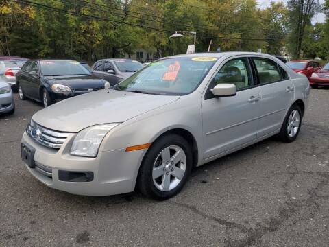 2009 Ford Fusion for sale at CENTRAL GROUP in Raritan NJ