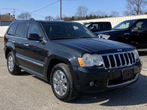2010 Jeep Grand Cherokee for sale at Miller Auto Sales in Saint Louis MI