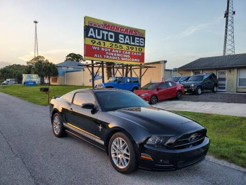 2013 Ford Mustang for sale at Mox Motors in Port Charlotte FL