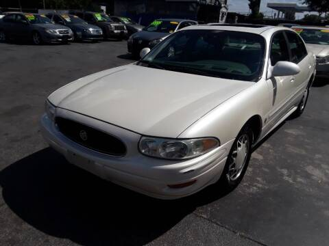 2003 Buick LeSabre for sale at AUTO IMAGE PLUS in Tampa FL