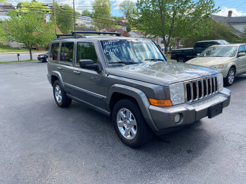 2007 Jeep Commander for sale at KP'S Cars in Staunton VA