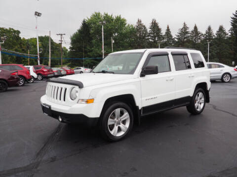2013 Jeep Patriot for sale at Patriot Motors in Cortland OH