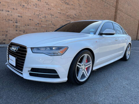 2016 Audi A6 for sale at Vantage Auto Wholesale in Lodi NJ