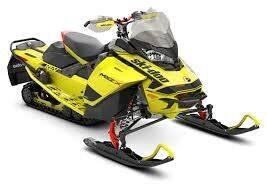 2020 Ski-Doo mxz x 600 with adj pkg and 1.5