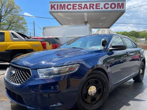 2015 Ford Taurus for sale at KIM CESARE AUTO SALES in Pen Argyl PA
