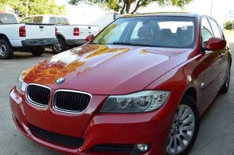 2009 BMW 3 Series for sale at E-Auto Groups in Dallas TX