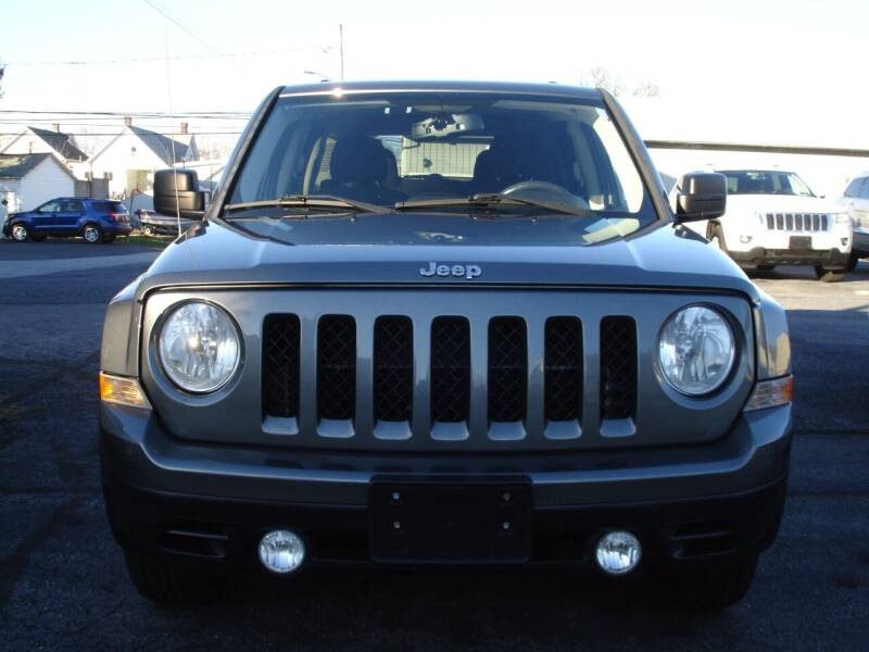 2013 Jeep Patriot for sale at Pete's Bridge Street Motors in New Cumberland PA