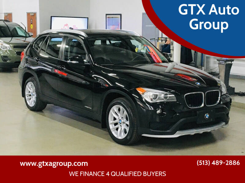 2015 BMW X1 for sale at GTX Auto Group in West Chester OH