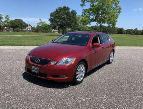 2006 Lexus GS 300 for sale at P J'S AUTO WORLD-CLASSICS in Clearwater FL