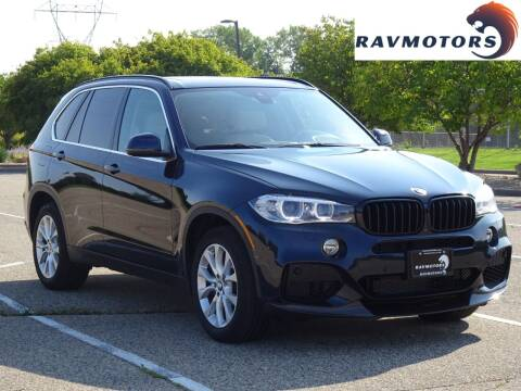 2016 BMW X5 for sale at RAVMOTORS in Burnsville MN