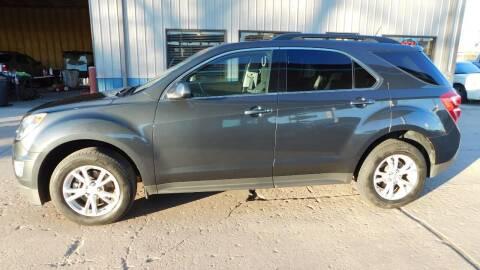 2017 Chevrolet Equinox for sale at Mid Kansas Auto Sales in Pratt KS