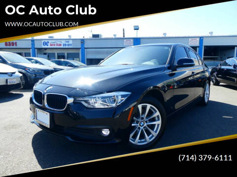 2018 BMW 3 Series for sale at OC Auto Club in Midway City CA