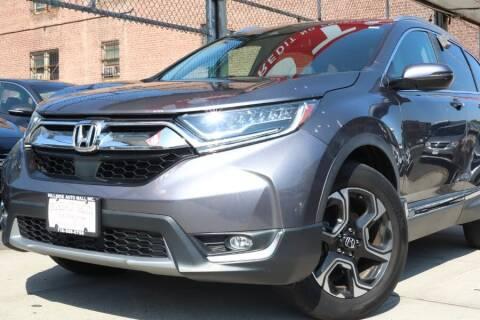 2017 Honda CR-V for sale at HILLSIDE AUTO MALL INC in Jamaica NY