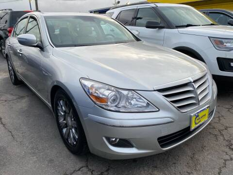 2011 Hyundai Genesis for sale at New Wave Auto Brokers & Sales in Denver CO
