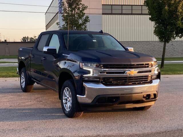 2021 Chevrolet Silverado 1500 for sale in Twin Lake, MI