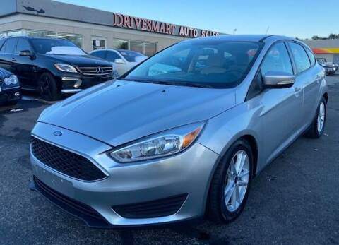 2017 Ford Focus for sale at DriveSmart Auto Sales in West Chester OH