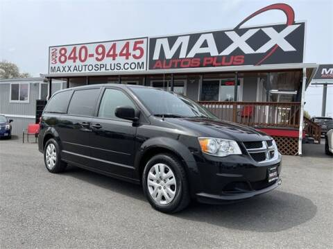 2017 Dodge Grand Caravan for sale at Maxx Autos Plus in Puyallup WA