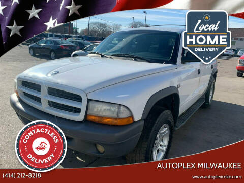 2003 Dodge Durango for sale at Autoplex 2 in Milwaukee WI