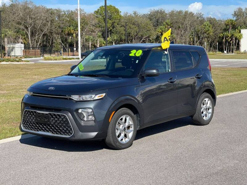 2020 Kia Soul for sale at GENESIS AUTO SALES in Port Charlotte FL
