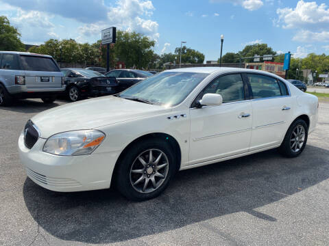 2007 Buick Lucerne for sale at BWK of Columbia in Columbia SC