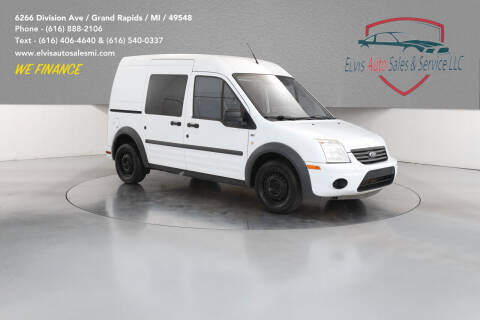 2013 Ford Transit Connect for sale at Elvis Auto Sales LLC in Grand Rapids MI