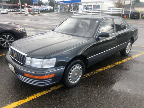 1991 Lexus LS 400 for sale at Blue Line Auto Group in Portland OR