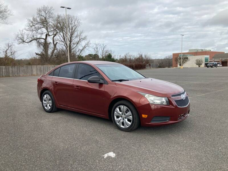 2012 Chevrolet Cruze for sale at Peppard Autoplex in Nacogdoches TX