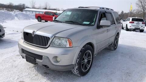 2003 Lincoln Navigator for sale at WEINLE MOTORSPORTS in Cleves OH
