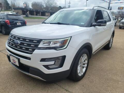2017 Ford Explorer for sale at County Seat Motors East in Union MO