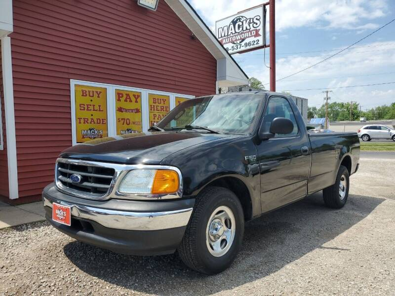 2004 Ford F-150 Heritage for sale at Mack's Autoworld in Toledo OH