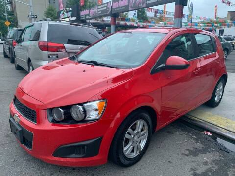 2012 Chevrolet Sonic for sale at Gallery Auto Sales in Bronx NY
