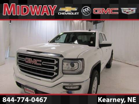 2017 GMC Sierra 1500 for sale at Midway Auto Outlet in Kearney NE