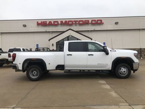 2020 GMC Sierra 3500HD for sale at Head Motor Company - Head Indian Motorcycle in Columbia MO