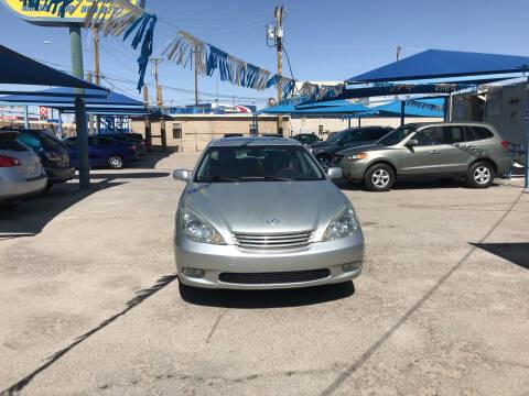 2004 Lexus ES 330 for sale at Autos Montes in Socorro TX