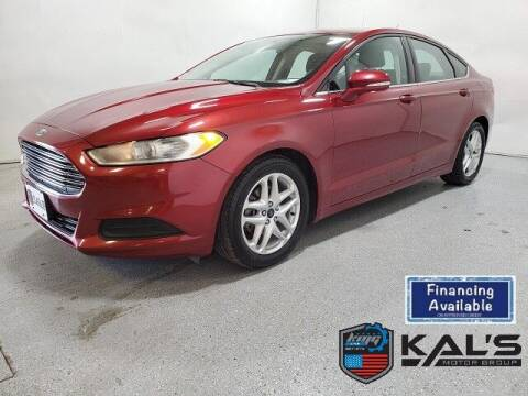 2016 Ford Fusion for sale at Kal's Kars - CARS in Wadena MN
