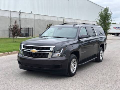 2016 Chevrolet Suburban for sale at FRANK MOTORS INC in Kansas City KS