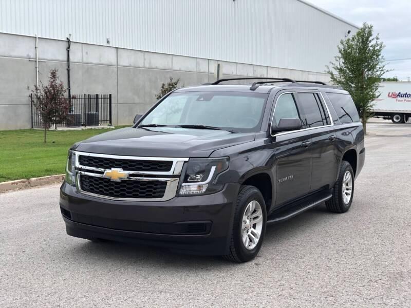 2016 Chevrolet Suburban for sale at FRANK MOTORS INC in Kansas City KS