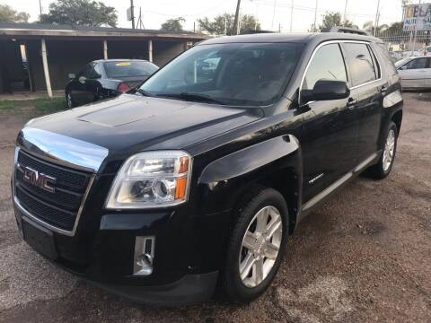 2012 GMC Terrain for sale at Texas Luxury Auto in Houston TX